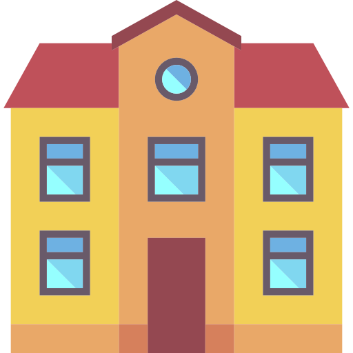 large house icon